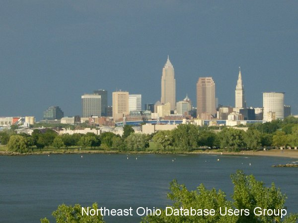 Cleveland skyline image - photo by NEODBUG